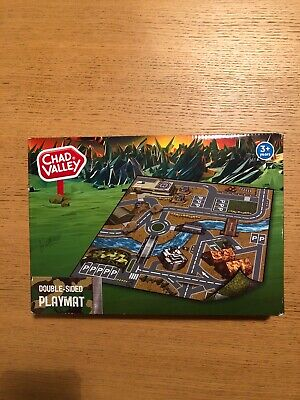 Chad Valley Double-Sided Playmat