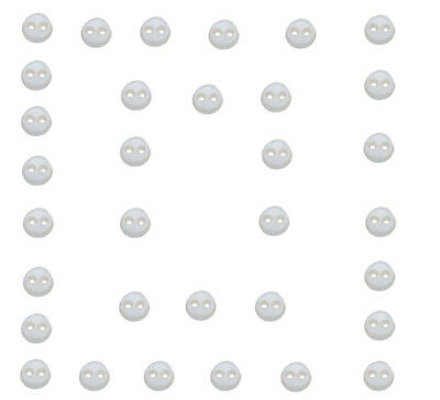 Dress It Up Buttons ~ Tiny Micro Mini Colorstorm 5595 Sewing Craft Jesse James