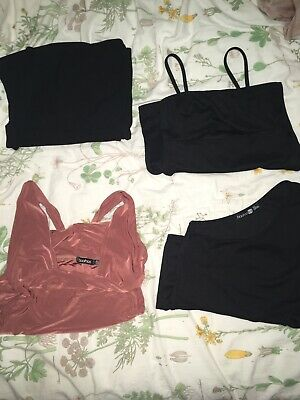 Clothing Mini Dresses Bundle Boohoo Pretty Little Thing Clubbing Rave Going Out