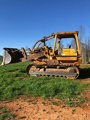 CATERPILLAR CAT 977L crawler track front end loader good condition