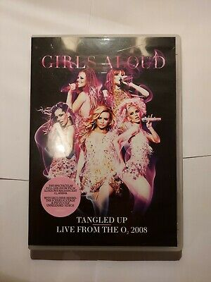 Girls aloud tangled up live from the o2 2008 dvd