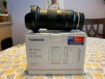 Tamron A036 28-75mm f/2.8 Di III RXD Lens for Sony