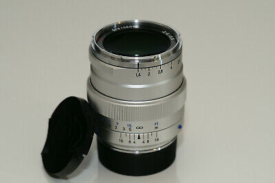 Mint Carl Zeiss ZM Distagon T* 35mm F/1.4 Lens for Leica M Mount