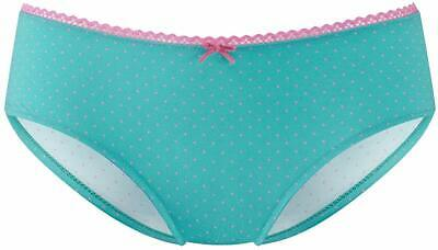Clearance....Panache Cleo 6992 Melissa Brief Blue Multi 8-18