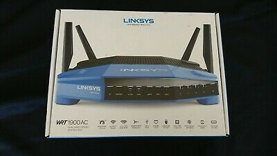 Linksys WRT1900AC Router (All Cables)