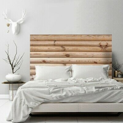 Wall Decor Decal Sticker Removable Headboard DC052 Full Size Or Queen Size