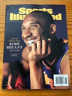 Kobe Bryant Sports Illustrated *Near Mint* Magazine 2020 Tribute Issue New