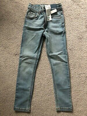 Tu Skinny Boys Jeans Age 8 New With Tags