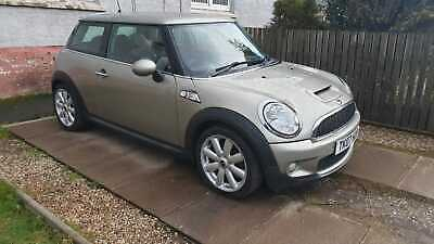 2007 Mini Cooper S Sparkling Silver - Spares or Repairs
