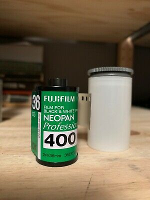 FUJIFILM Neopan 400 Pro black white print film - 36 exposures