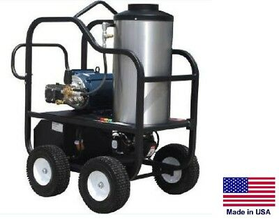 PRESSURE WASHER Commercial - Electric - 6 Hp - 230V - 1 Ph - 4 GPM - 2000 PSI