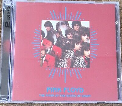 Pink Floyd-the Piper At The Gates Of Dawn(Mono & Stereo 2 CD Promo)