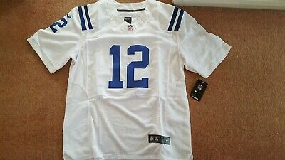 NFL Colts 12 Luck 2XL 52 Nike on field Stiched. Brand New with tags