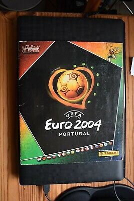 Panini Euro 2004 04 Football Soccer Stickers Pick 5 to 50 COMPLETE THE BOOK