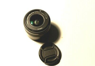 Canon EF-M 15-45mm/3,5-6,3 IS STM