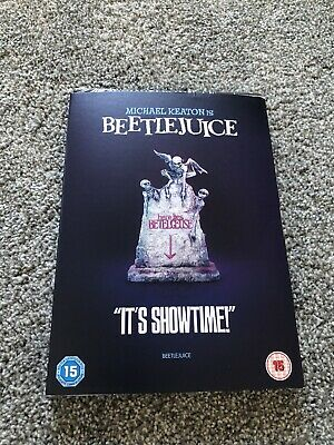 Beetlejuice (DVD, 1999) New
