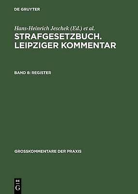 Register by Volker Kluge (German) Hardcover Book Free Shipping!