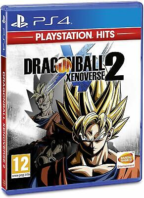 Dragon Ball Xenoverse 2 Playstation Best Of PS4 Jeu Video Console Combat