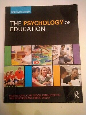 The Psychology of Education, Long, Martyn, Book