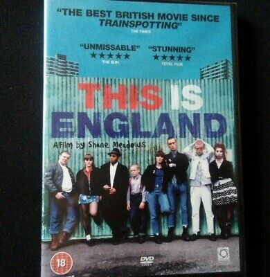 This Is England (Movie) - Shane Meadows (2007) **New Sealed Dvd Bargain!!**