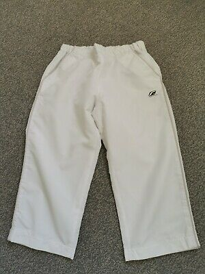 Girls Reebok Cropped Pants Size junior large
