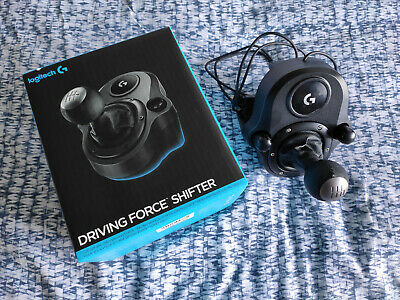 Logitech Driving Force Shifter -  for G29/G920 Racing wheels, great condition!