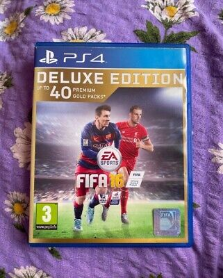 Excellent condition. PS4 fifa 16