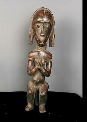 Old Tribal Fang Reliquary Figure       --- Gabon BN 52
