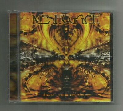 Meshuggah Nothing Nuclear Blast 542-2 CD