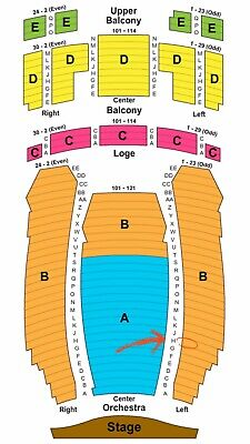 2 Tickets - Kevin James At Count Basie Center for the Arts Red Bank NJ 6/20/20