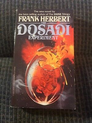 The Dosadi Experiment by Frank Herbert Paperback 1978