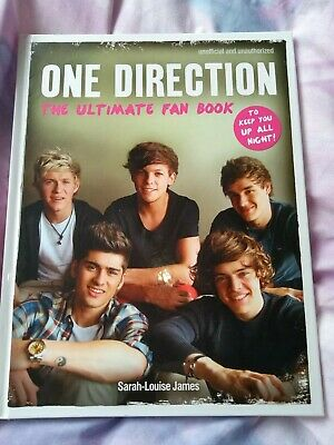 One Direction Ultimate Fan Book