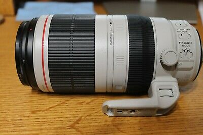 Canon EF 100-400mm f/4.5-5.6L IS II USM Lens - MINT