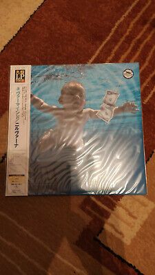 Nirvana - Nevermind - Japan LP - BRAND NEW