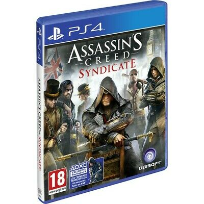 Assassin´s Creed Syndicate (PS4)