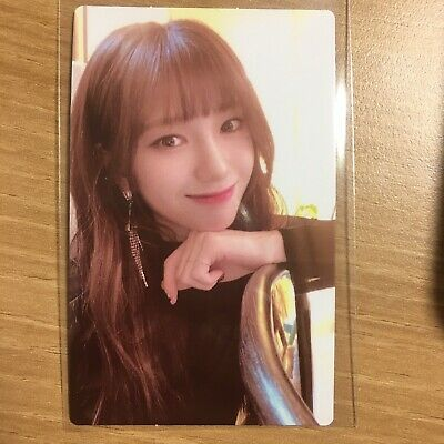 Rocket Punch 2nd Mini Album Red Punch Official Photo Card Photocard ROCKET PUNCH