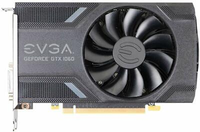 EVGA GeForce GTX 1060 Gaming, 3GB GDDR5, DVI, HDMI, 3x DP