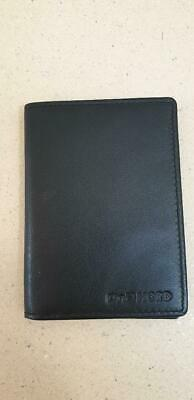 DnB NORD bank genuine leather wallet