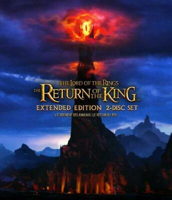 The Lord of the Rings: Return King (2-Disc Extended Edition)...