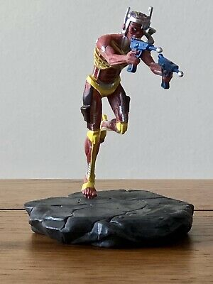 "Iron Maiden: 'Legacy Of The Beast Cyborg Eddie' 4"" Original Wave 1 Figure"