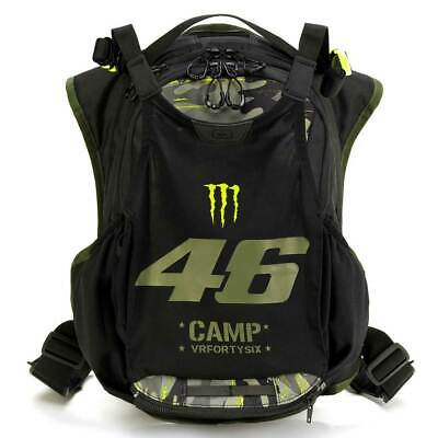 VR46 Baja Limited Edition Motorbike Motorcycle Hydration Pack