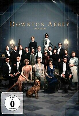 Downton Abbey - Der Film, DVD, NEU