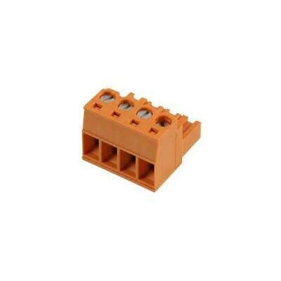 Weidmuller - Blz 5.08/4 - Socket Block, Screw 4Way