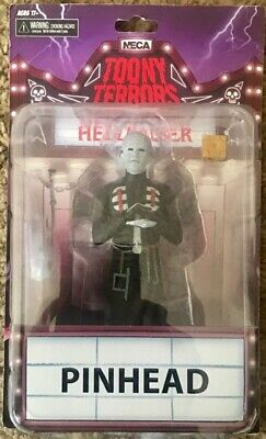 "Toony Terrors - Series 2 - Hellraiser - 6"" Scale Action Figure - Pinhead - NECA"