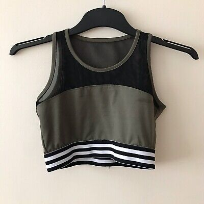 MISS E-VIE - Girls Lovely Green Sportswear Top, Age 11-12 Years - Good Condition