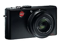 Leica D-LUX 3 10.0MP Digital Camera - Black