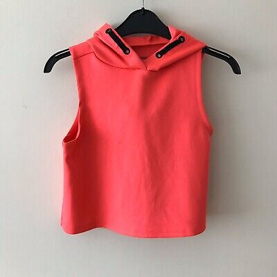 YD Active Wear, Girls Lovely Pink Sports Top, Age 10-11 Year -