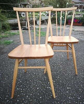 Simply Ercol Guild of Master Craftsmen Ercol Model 391 All Purpose Chairs