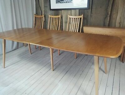 Ercol 444 Grand Windsor Extending Table Simply Ercol Guild of Master Craftsmen
