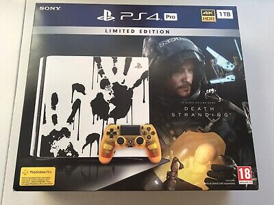 Death Stranding PS4 Console *Brand New Sealed* UK